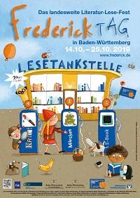 Plakat Frederick Tag 2019